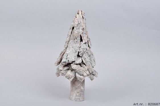 SCHORSBOOM FROSTED 13X31CM