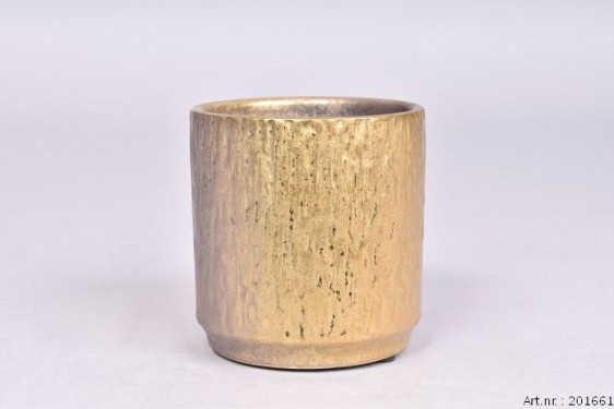 MEDAN GOLD POT 8,5X8,5CM