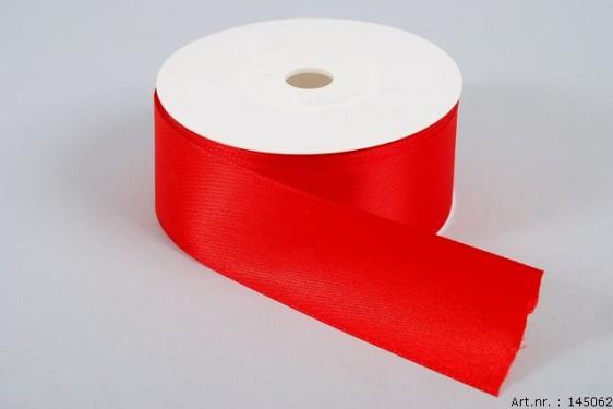 RIBBON BASIC  RED 5CM X 50 METER