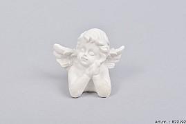 POLYSTONE CUTE ANGEL 8X5X7CM