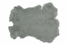 FUR SKIN MINT GREEN 47X36CM