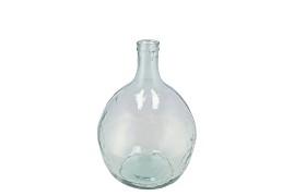 GLAS BOTTLE BELLY 29X43CM