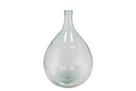 GLAS BOTTLE BELLY 40X57CM