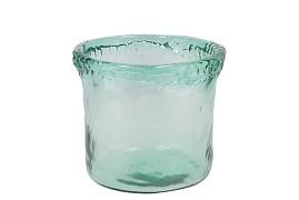 GLAS MINSK CILINDER POT 15X15CM
