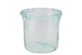 GLAS MINSK CILINDER POT 18X18CM