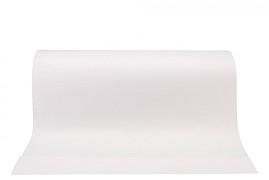 PAPER ON THE ROLL WHITE 60CM A 12 KILO