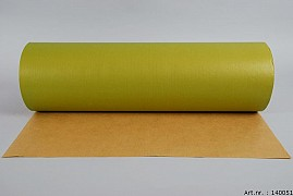 PAPER ON THE ROLL OLIVE GREEN 60CM A 12 KILO