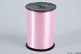 CURLING RIBBON LIGHT PINK 0.5CMX 500 METER