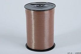 CURLING RIBBON CHOCOLATE 0.5CMX 500 METER