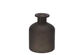 DRY GLASS BLACK MAT BOTTLE 8X11CM