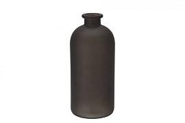 DRY GLASS BLACK MAT BOTTLE 11X25CM
